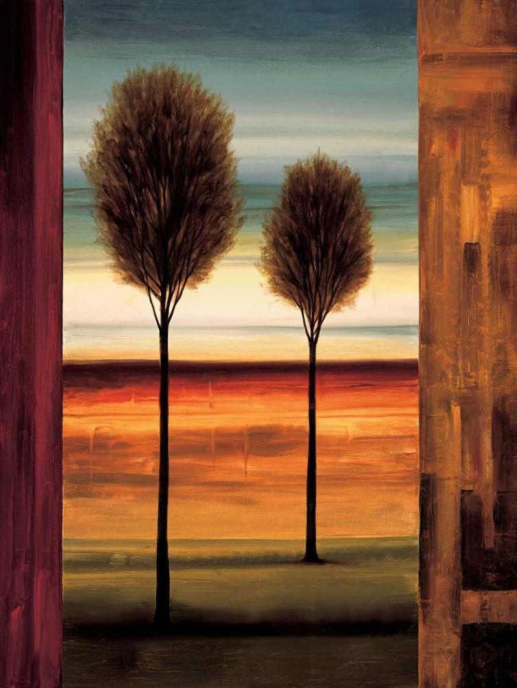 konfigurieren des Kunstdrucks in Wunschgröße On the Horizon I von Thomas, Neil
