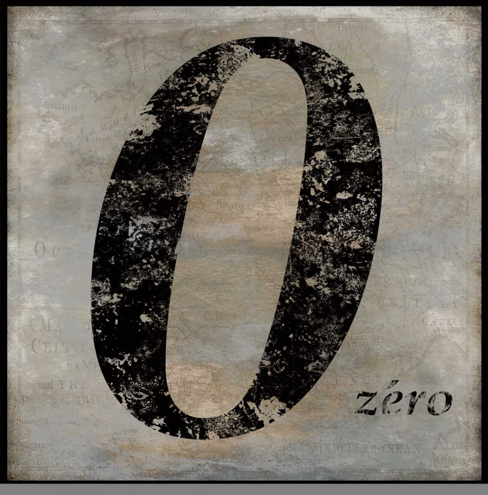 konfigurieren des Kunstdrucks in Wunschgröße zero von Jeffries, Oliver