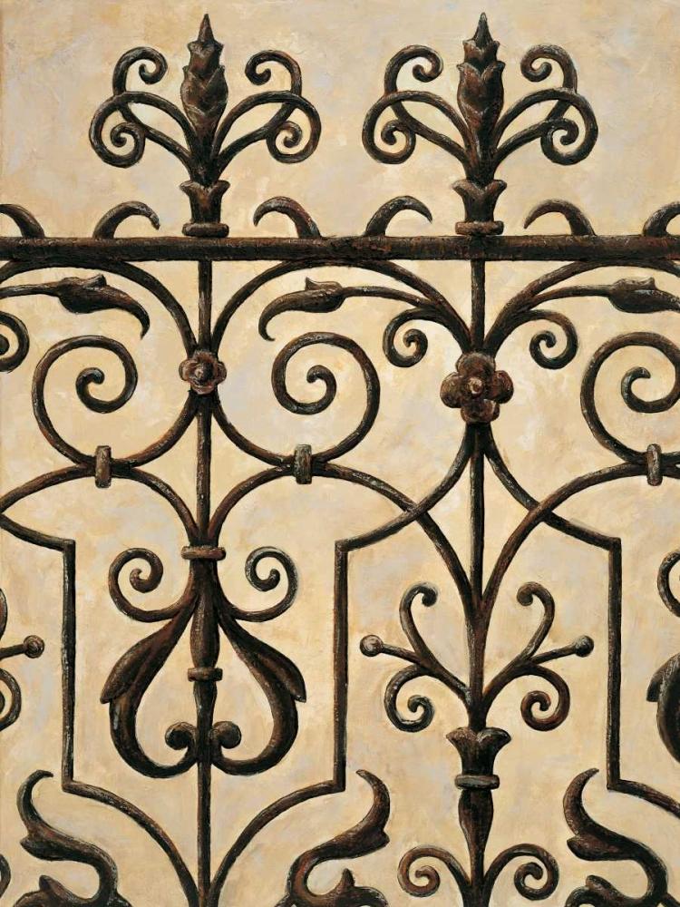 konfigurieren des Kunstdrucks in Wunschgröße Gatekeeper II von Segovia, Pablo