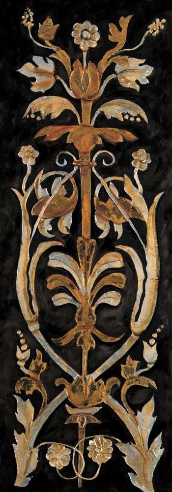konfigurieren des Kunstdrucks in Wunschgröße Classic Scroll I von Segovia, Pablo