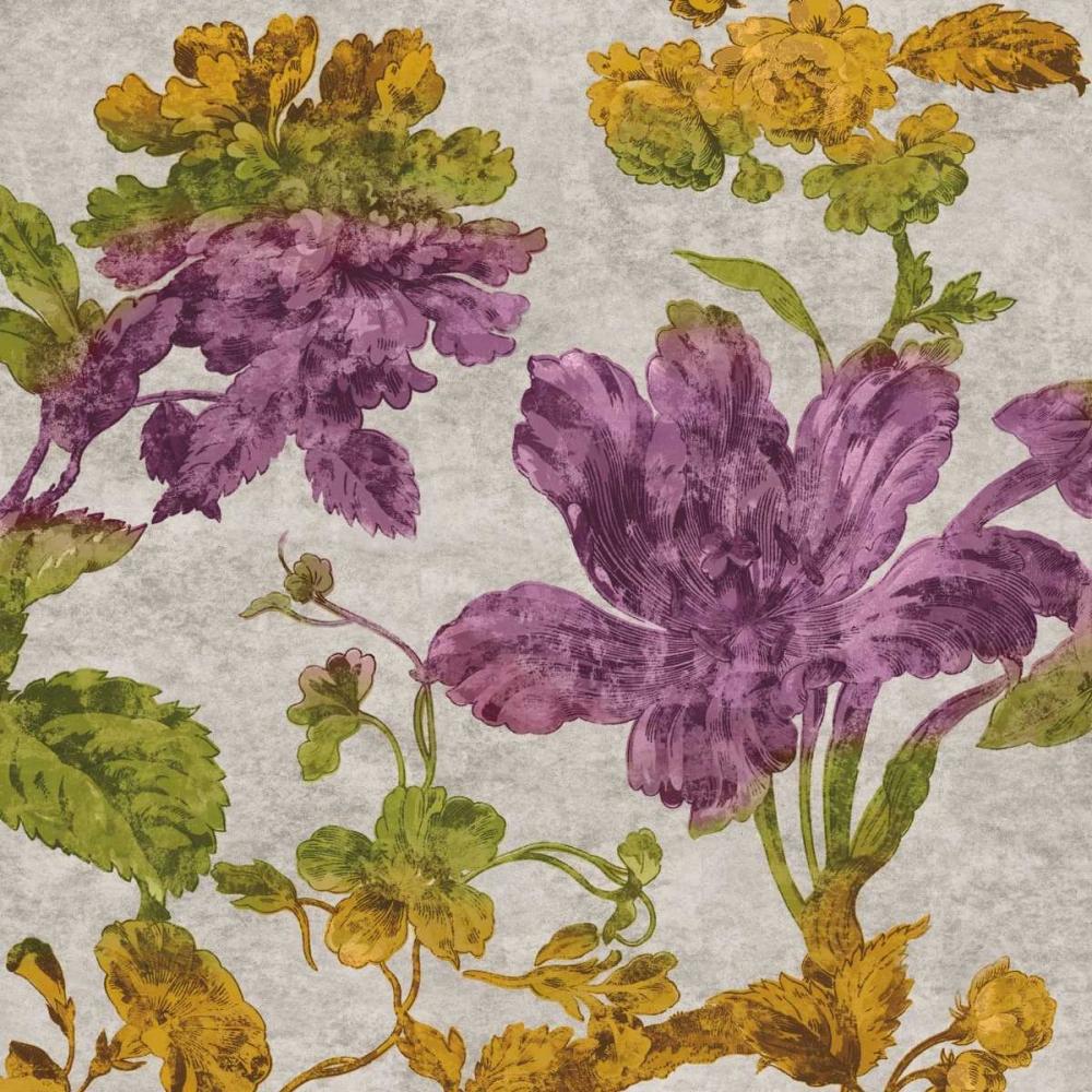 konfigurieren des Kunstdrucks in Wunschgröße Full Bloom I von Davis, Pamela