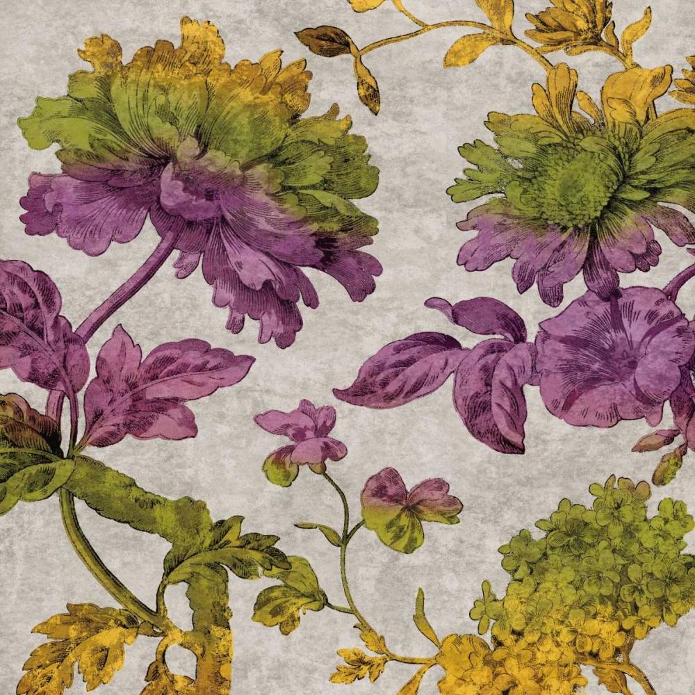 konfigurieren des Kunstdrucks in Wunschgröße Full Bloom II von Davis, Pamela