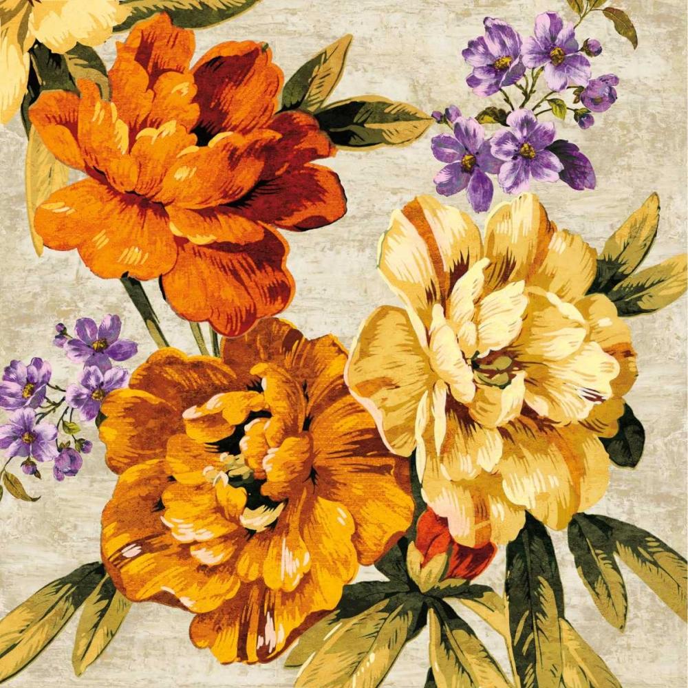 konfigurieren des Kunstdrucks in Wunschgröße Brilliant Bloom I von Davis, Pamela