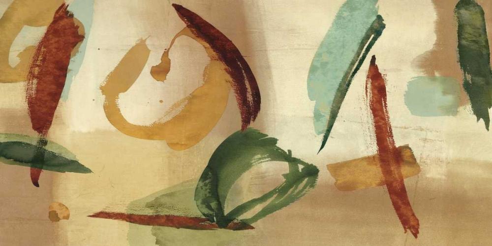 konfigurieren des Kunstdrucks in Wunschgröße Gestures von Langham, Patrick