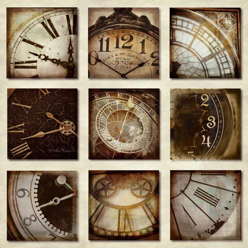 konfigurieren des Kunstdrucks in Wunschgröße Time Has Come Today von Brennan, Russell