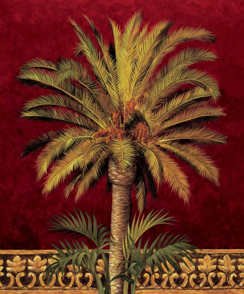 konfigurieren des Kunstdrucks in Wunschgröße Canary Palm von Jimenez, Rodolfo