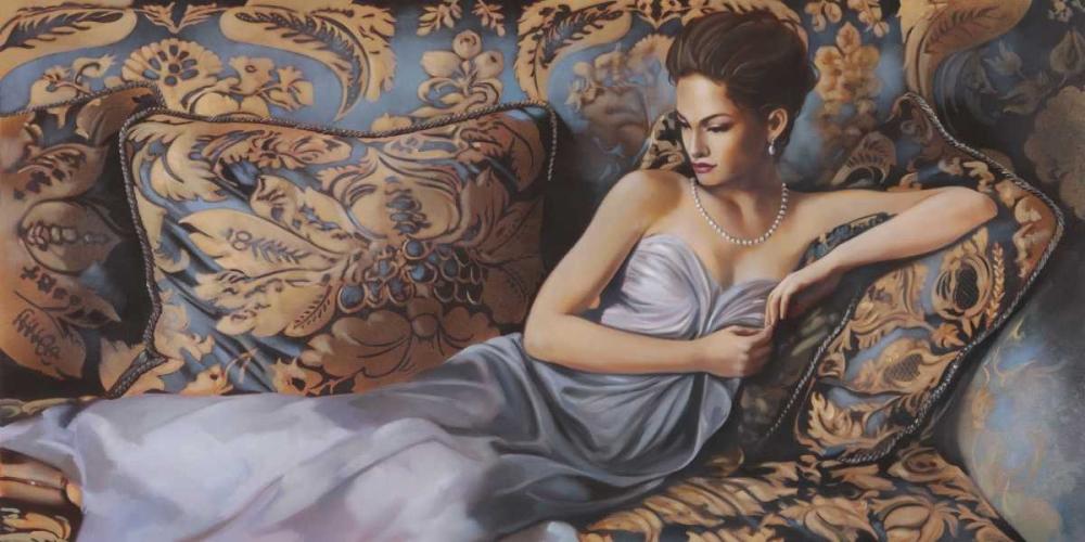 konfigurieren des Kunstdrucks in Wunschgröße The Duchess von Di Scenza, Ron