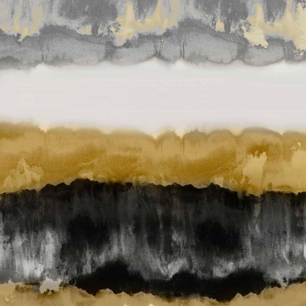konfigurieren des Kunstdrucks in Wunschgröße Golden Gradations von Springer, Rachel