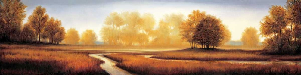 konfigurieren des Kunstdrucks in Wunschgröße Landscape Panorama III von Franklin, Ryan