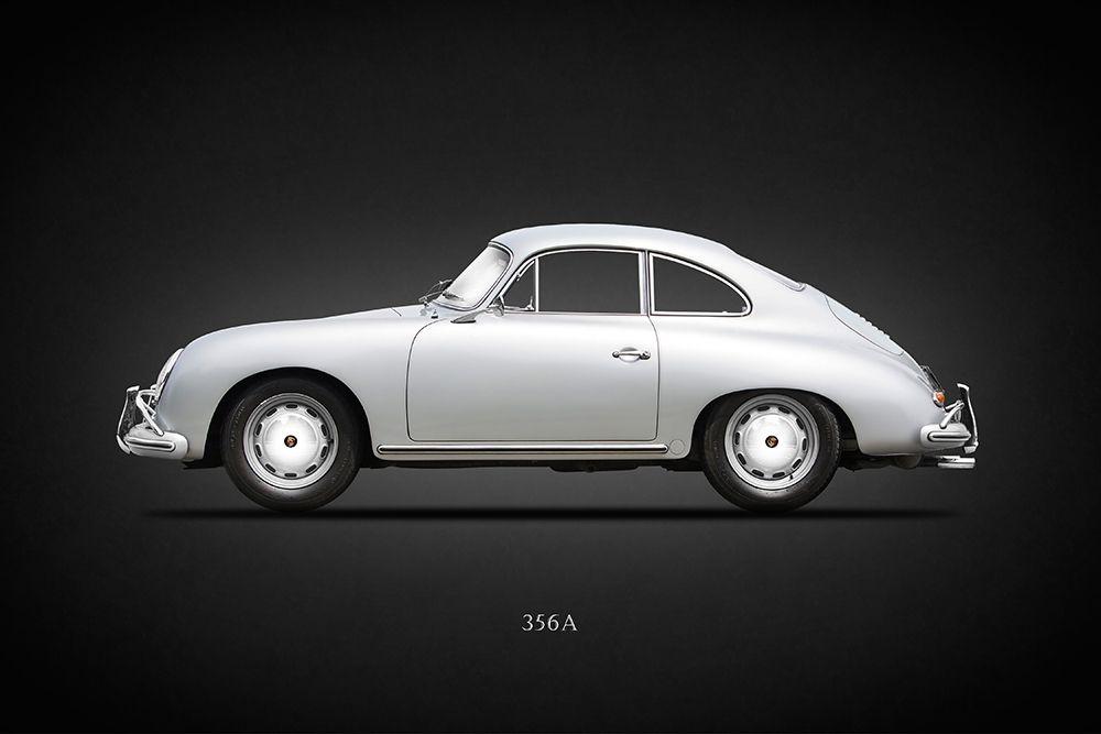 konfigurieren des Kunstdrucks in Wunschgröße Porsche 356A Coupe 1958 von Rogan, Mark
