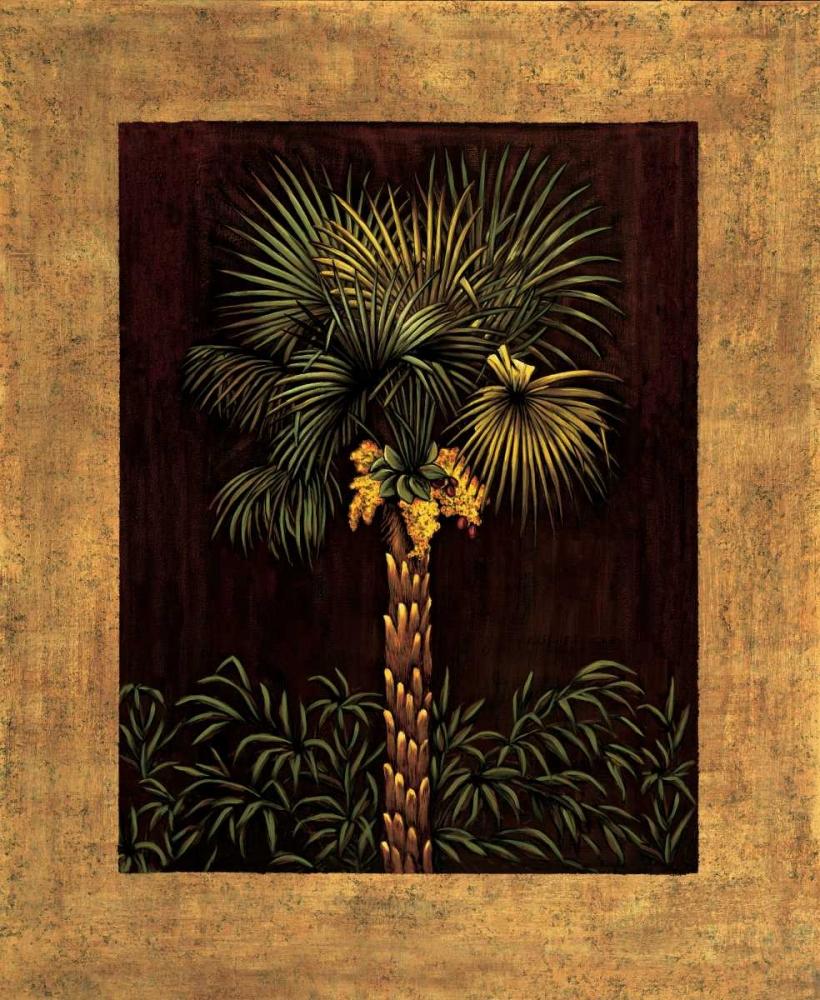 konfigurieren des Kunstdrucks in Wunschgröße Tropical Paradise I von Blanco, Samuel