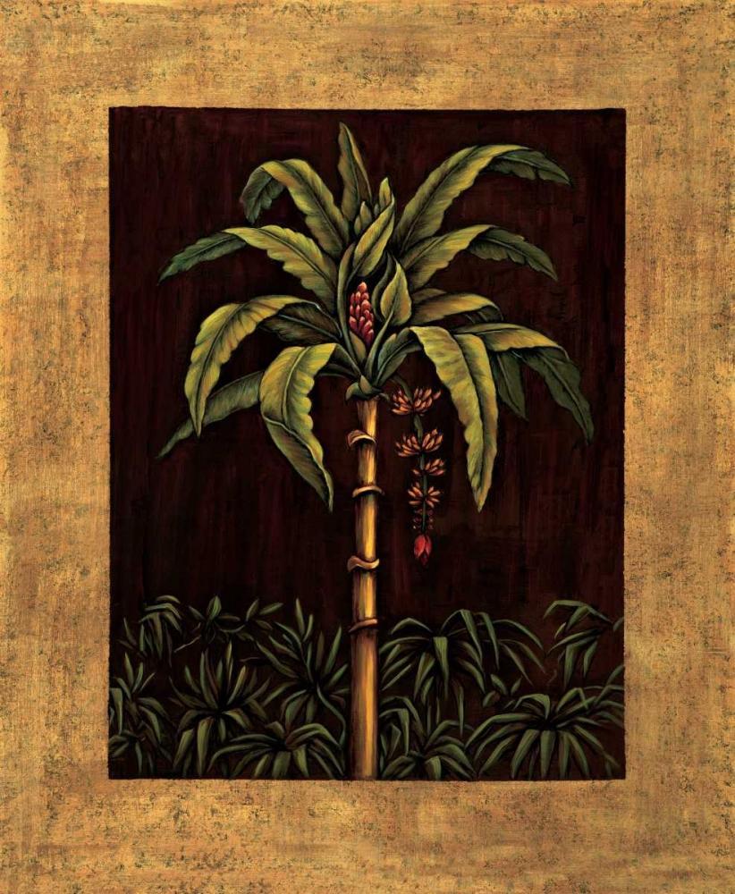 konfigurieren des Kunstdrucks in Wunschgröße Tropical Paradise II von Blanco, Samuel