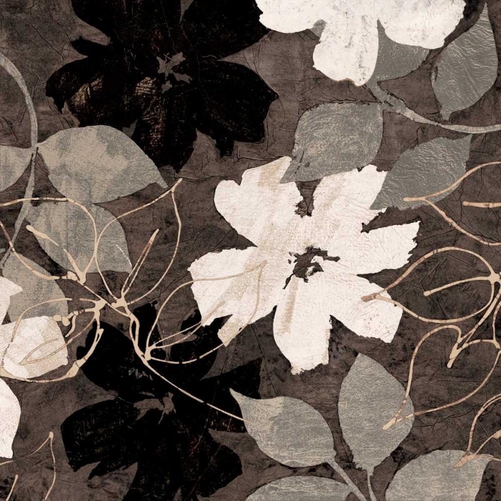 konfigurieren des Kunstdrucks in Wunschgröße Fleurs III von Cailler, Sylvie