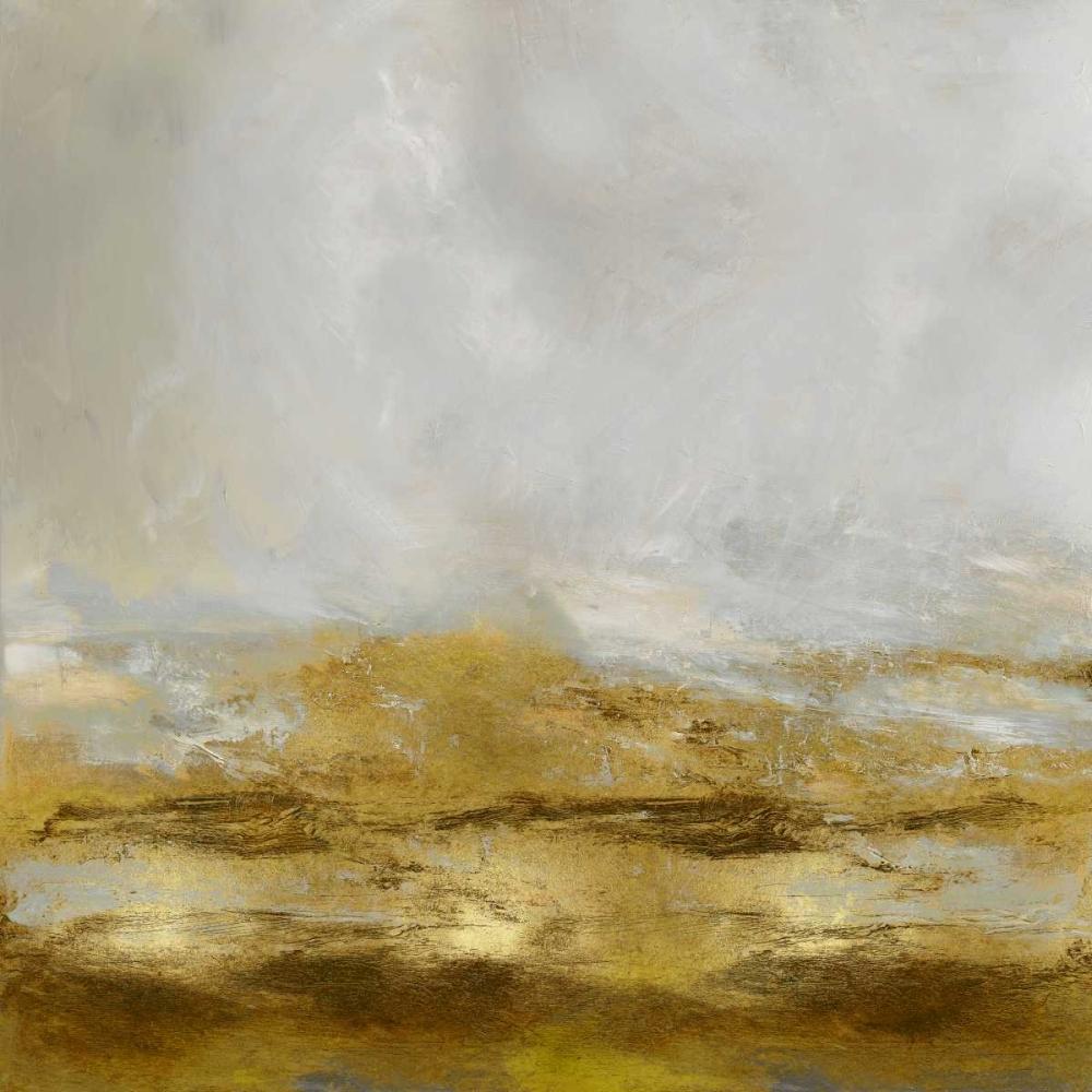 konfigurieren des Kunstdrucks in Wunschgröße Golden Terra von Messina, Jake