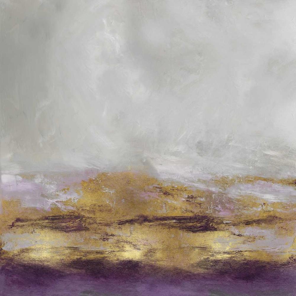 konfigurieren des Kunstdrucks in Wunschgröße Terra in Amethyst von Messina, Jake