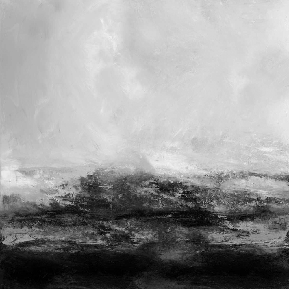 konfigurieren des Kunstdrucks in Wunschgröße Terra in Grey von Messina, Jake