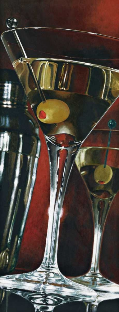 konfigurieren des Kunstdrucks in Wunschgröße Cocktail Hour von Ferreri, Stefano