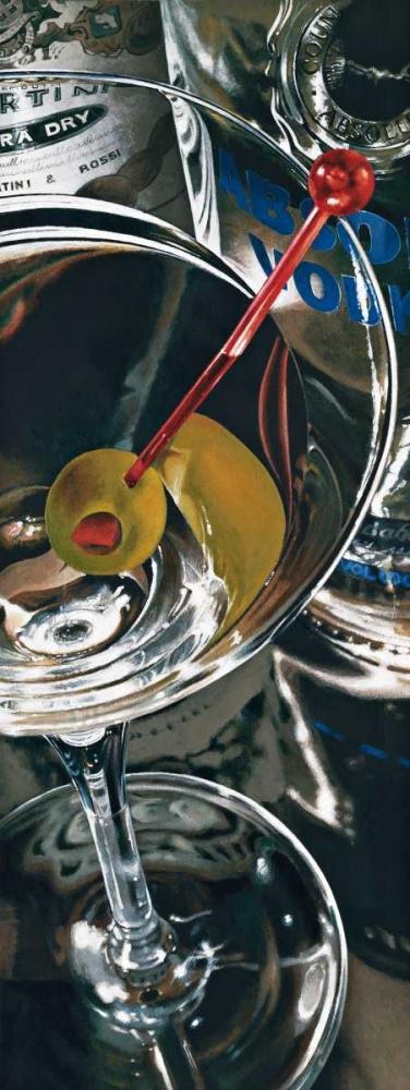 konfigurieren des Kunstdrucks in Wunschgröße Martini Lounge von Ferreri, Stefano