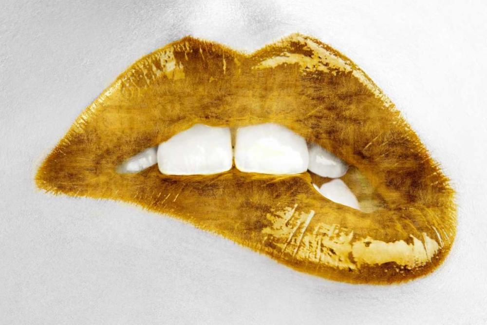 konfigurieren des Kunstdrucks in Wunschgröße Luscious Gold von McGuire, Sarah