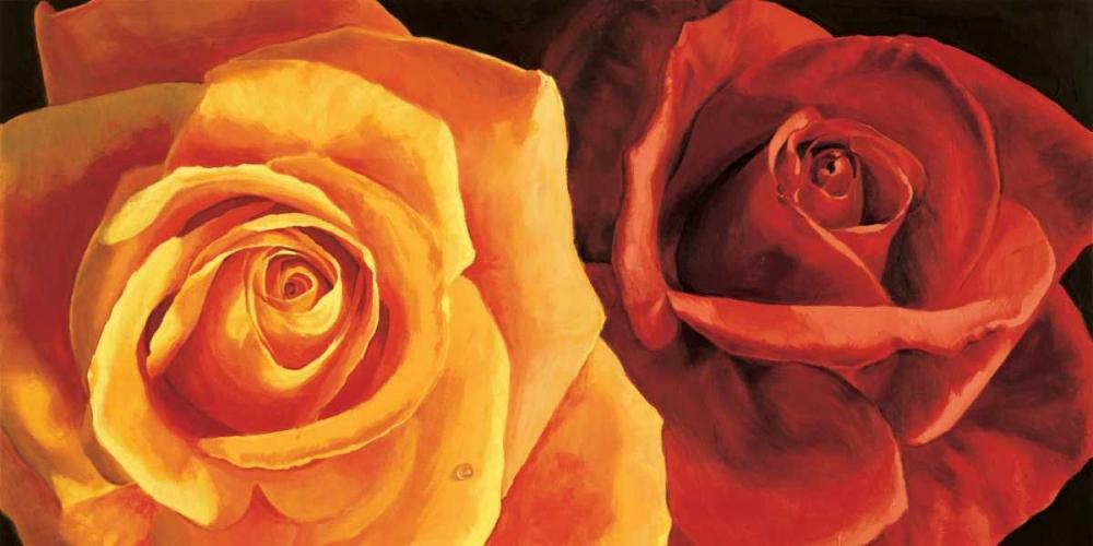 konfigurieren des Kunstdrucks in Wunschgröße Armonia e dolcezza von Re, Stefania