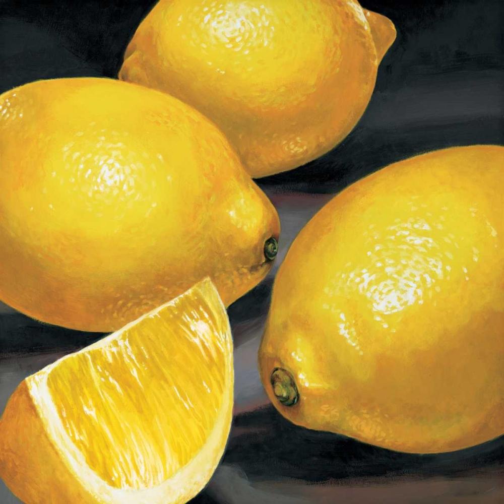 konfigurieren des Kunstdrucks in Wunschgröße Limoni von Mottinelli, Stefania
