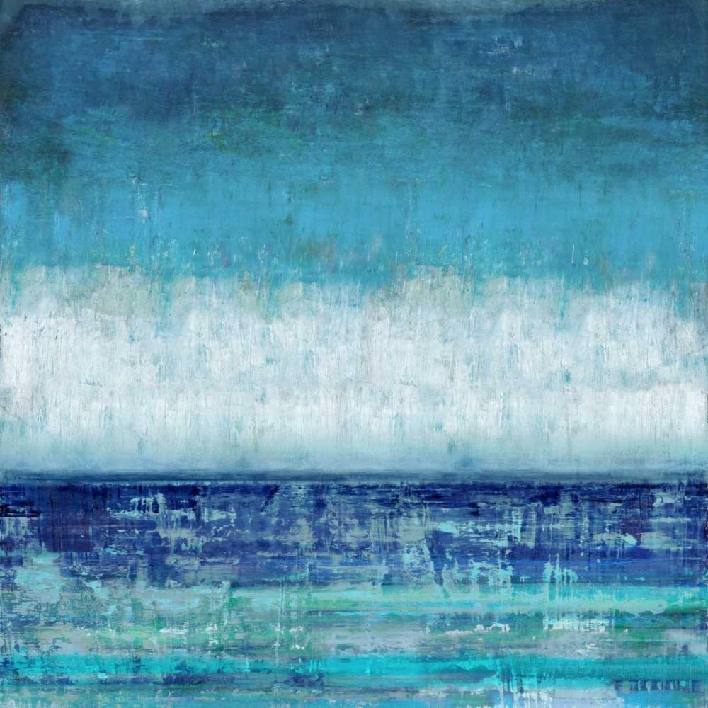 konfigurieren des Kunstdrucks in Wunschgröße Blue Horizions von Hamilton, Taylor