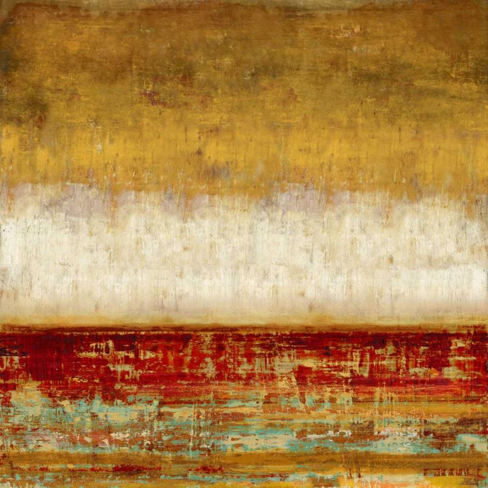 konfigurieren des Kunstdrucks in Wunschgröße On the Horizon von Hamilton, Taylor