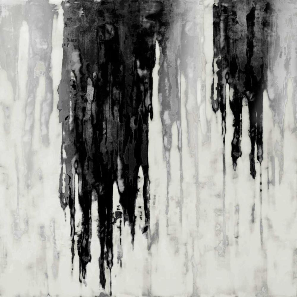konfigurieren des Kunstdrucks in Wunschgröße Neutral Space Noir I von Conley, Tom