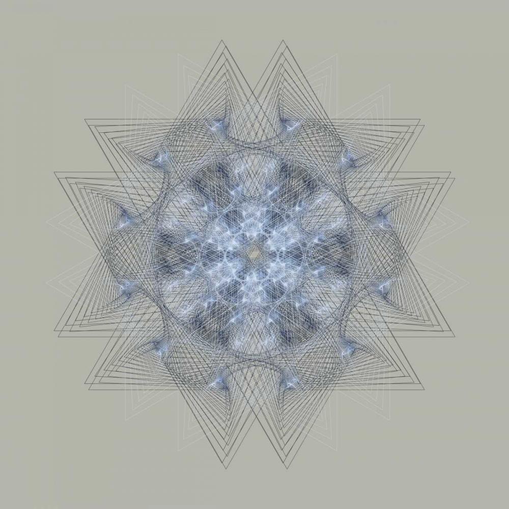 konfigurieren des Kunstdrucks in Wunschgröße Dynamic IV von Anderson, Tyler