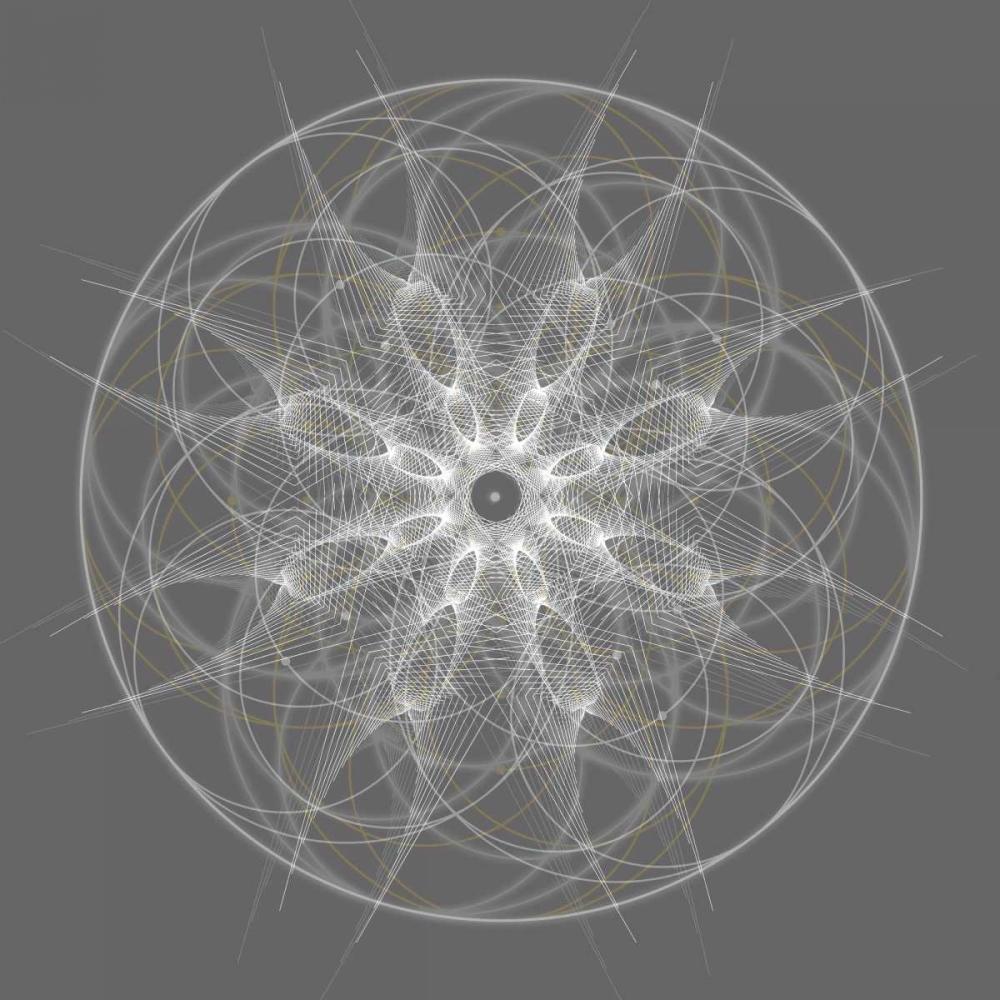 konfigurieren des Kunstdrucks in Wunschgröße Positive Energy II von Anderson, Tyler