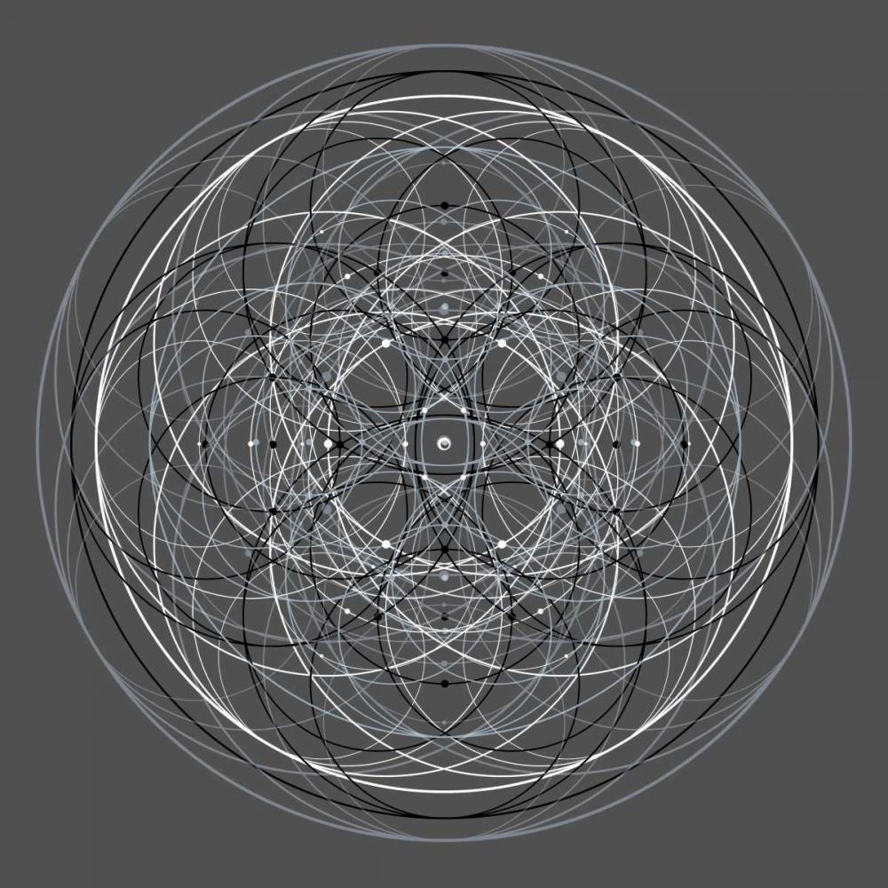 konfigurieren des Kunstdrucks in Wunschgröße Positive Energy III von Anderson, Tyler