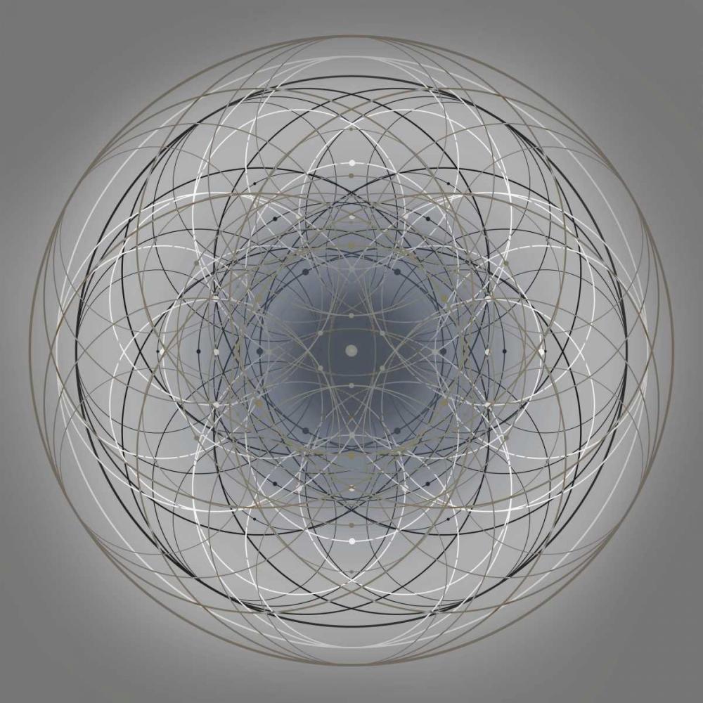 konfigurieren des Kunstdrucks in Wunschgröße Positive Energy IV von Anderson, Tyler