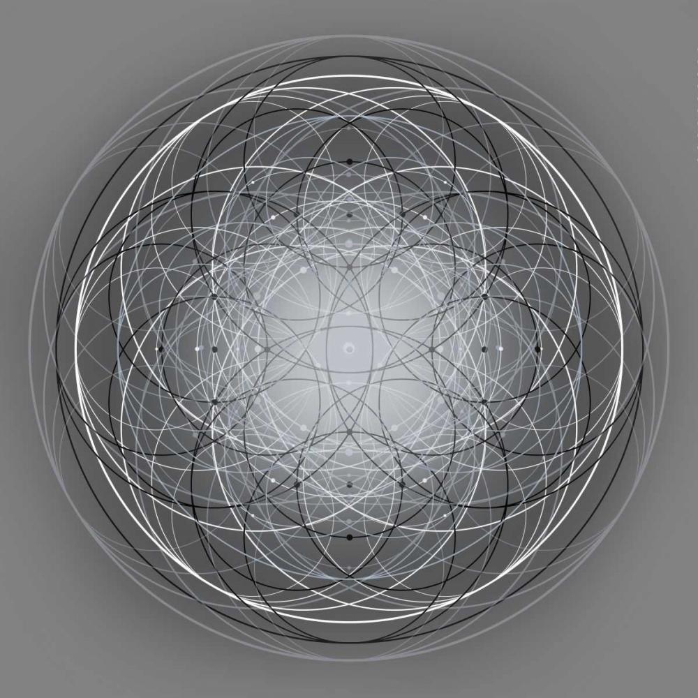 konfigurieren des Kunstdrucks in Wunschgröße Positive Energy V von Anderson, Tyler