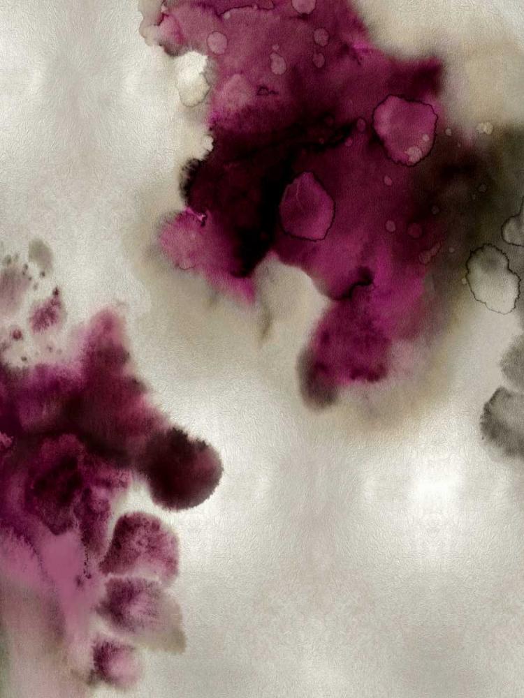 konfigurieren des Kunstdrucks in Wunschgröße Tempting I in Silver von Mitchell, Lauren