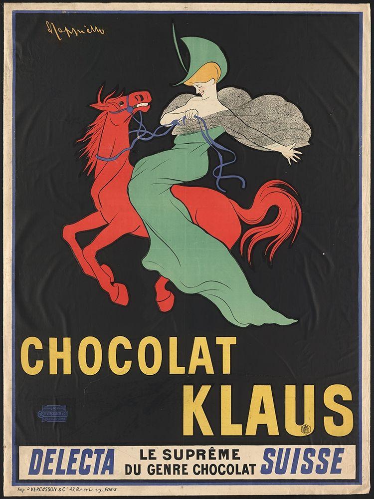 konfigurieren des Kunstdrucks in Wunschgröße Chocolate Klaus von Anonymous