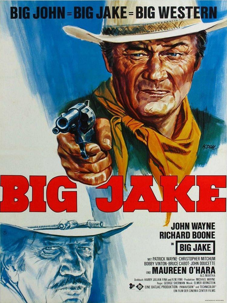 konfigurieren des Kunstdrucks in Wunschgröße Big Jake von Anonymous