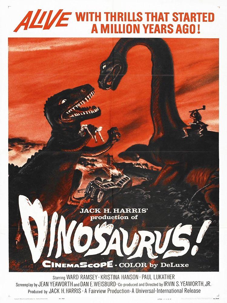 konfigurieren des Kunstdrucks in Wunschgröße Dinosaurus von Anonymous