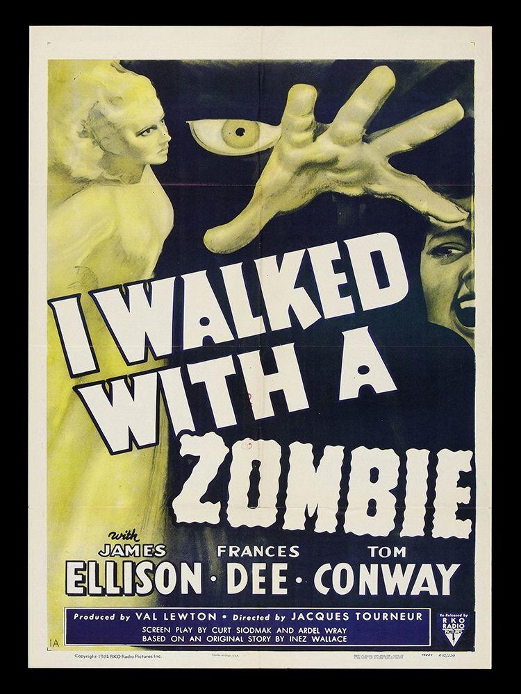 konfigurieren des Kunstdrucks in Wunschgröße I Walked With A Zombie von Anonymous