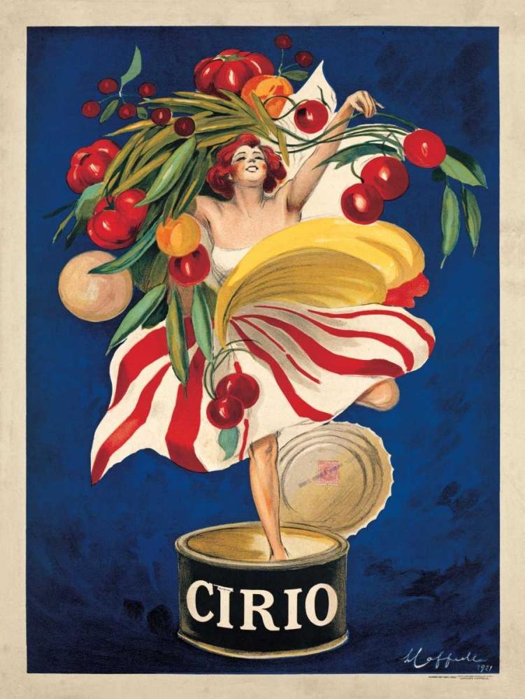 konfigurieren des Kunstdrucks in Wunschgröße Cirio von Cappiello, Leonetto