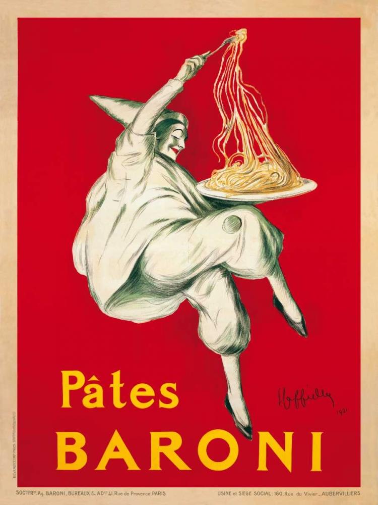 konfigurieren des Kunstdrucks in Wunschgröße Pates Baroni-1921 von Cappiello, Leonetto