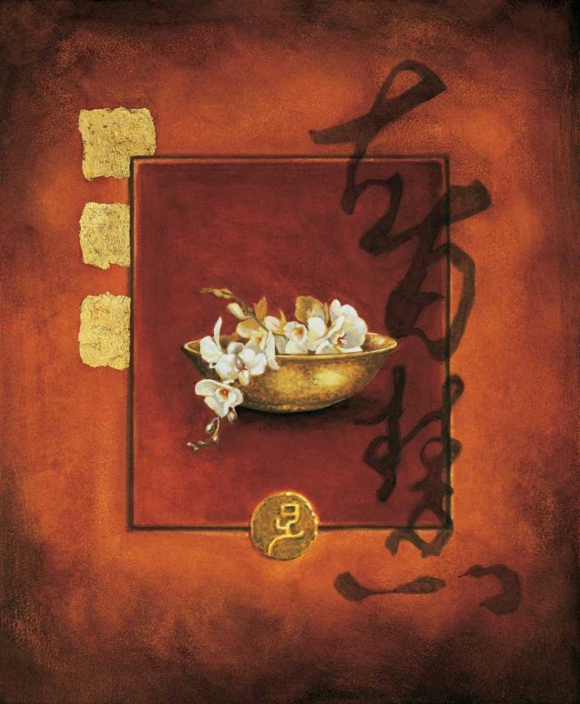 konfigurieren des Kunstdrucks in Wunschgröße Wisdom von Wong-Li