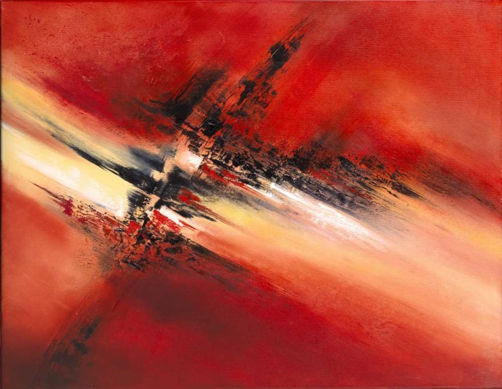 konfigurieren des Kunstdrucks in Wunschgröße Abstraction I von Geurts, Nelly