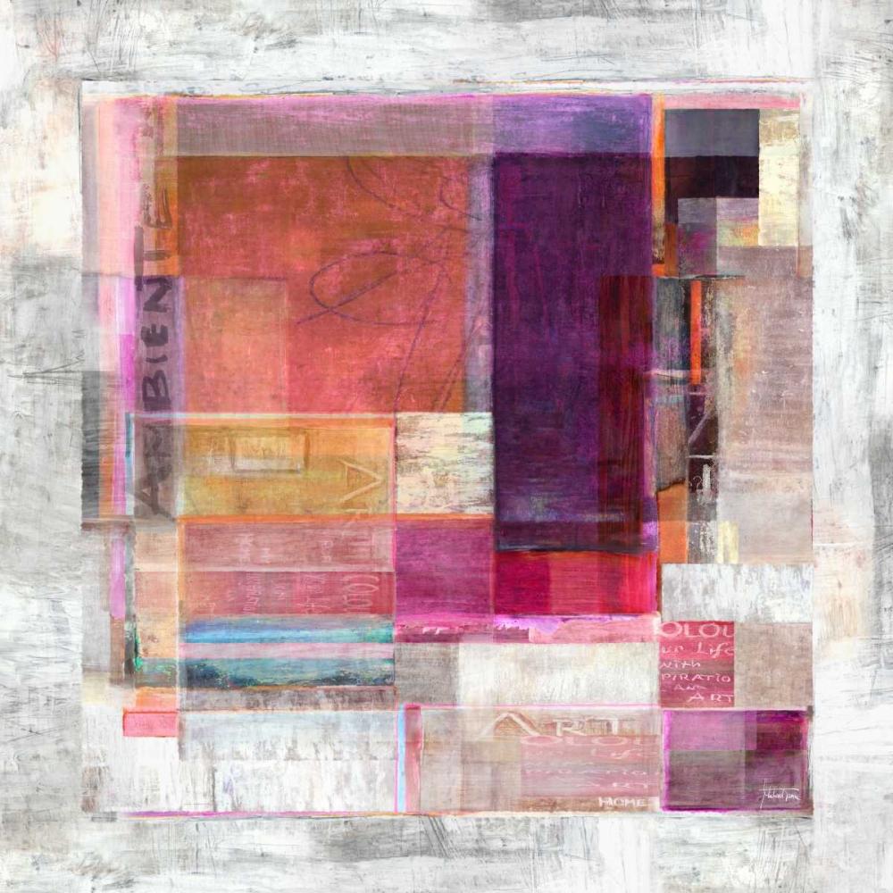 konfigurieren des Kunstdrucks in Wunschgröße Coloration von Tarin, Michael
