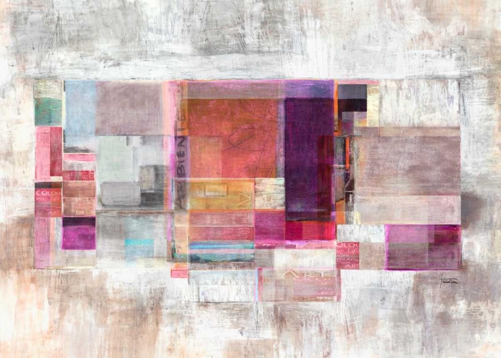konfigurieren des Kunstdrucks in Wunschgröße Coloration Two von Tarin, Michael
