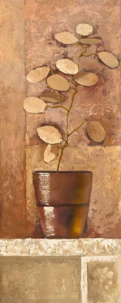 konfigurieren des Kunstdrucks in Wunschgröße Gardeners Corner III von Babichev