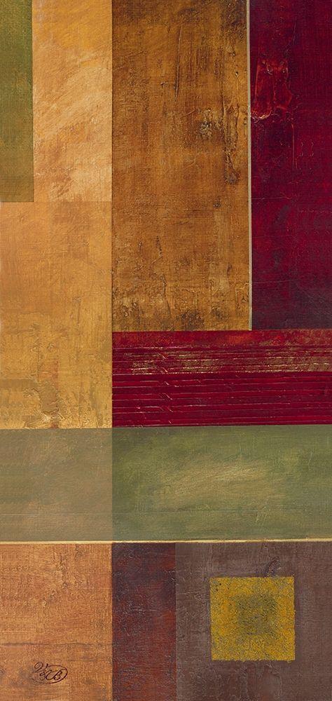 konfigurieren des Kunstdrucks in Wunschgröße Squares I von Verbeek-Van Den Broek