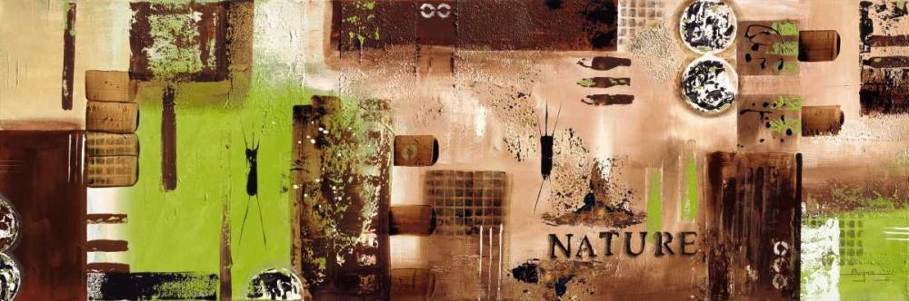 konfigurieren des Kunstdrucks in Wunschgröße Nature von Bugna, Severine
