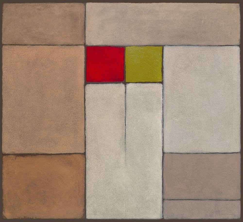 konfigurieren des Kunstdrucks in Wunschgröße Harmony I von Verbeek-Van Den Broek