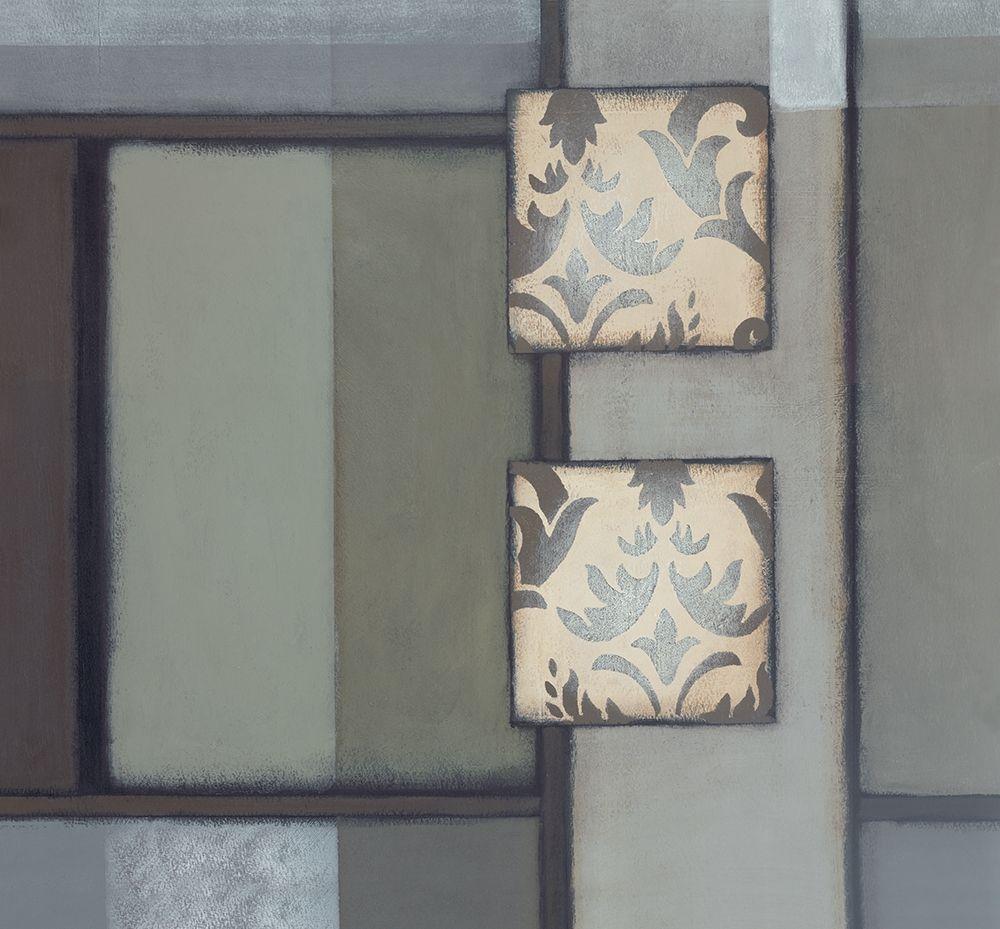 konfigurieren des Kunstdrucks in Wunschgröße Patchwork Patterns II von Verbeek-Van Den Broek