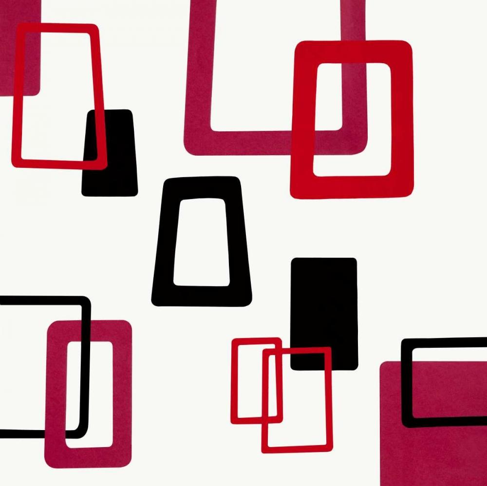 konfigurieren des Kunstdrucks in Wunschgröße The Swinging Sixties I von Design Show
